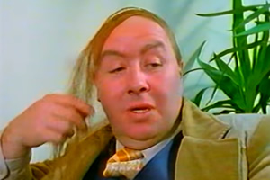 The Baldy Man. Baldy Man (Gregor Fisher).