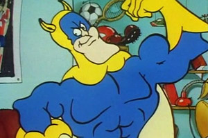 Bananaman to return to TV