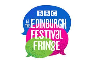 BBC at the Edinburgh Festival Fringe. Copyright: BBC.