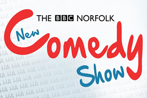The BBC Norfolk New Comedy Show. Copyright: BBC.