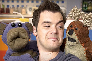 Bear Behaving Badly. Barney (Barney Harwood).