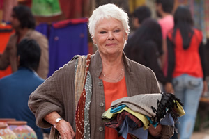 The Best Exotic Marigold Hotel. Evelyn Greenslade (Judi Dench).