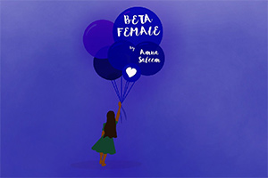 Beta Female. Copyright: Somethin' Else.