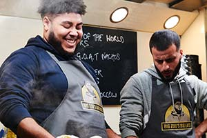 Dave commissions new food show with Big Zuu and stand-ups
