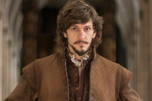 Bill. Bill Shakespeare (Mathew Baynton). Copyright: BBC Films / Cowboy Films.