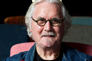 Billy And Us. Billy Connolly. Copyright: BBC.