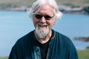 Win a Billy Connolly DVD