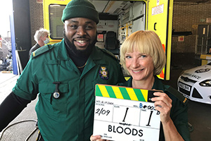 Filming begins on paramedic comedy Bloods