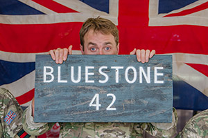 Bluestone 42. Nick (Oliver Chris). Copyright: BBC.