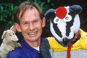 Bodger & Badger. Simon Bodger (Andy Cunningham).