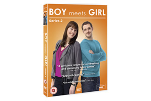 Boy Meets Girl. Copyright: Tiger Aspect Productions.