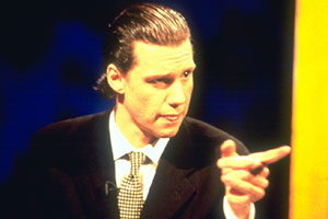 Brass Eye. Chris Morris. Copyright: TalkbackThames.