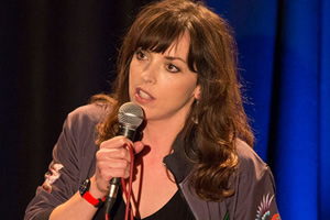 Bridget Christie: Stand Up For Her. Bridget Christie. Copyright: Idil Sukan.