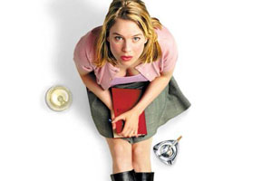 Bridget Jones's Diary. Bridget Jones (Renée Zellweger). Copyright: Working Title Films / Universal Pictures.