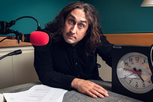 Britain In Bits With Ross Noble. Ross Noble. Copyright: Matt Stronge.