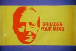 Broaden Your Mind. Tim Brooke-Taylor. Copyright: BBC.