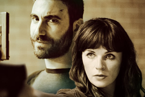 Bullet To The Heart. Image shows from L to R: Brett Goldstein, Aisling Bea.