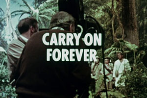 Carry On Forever. Copyright: BBC.