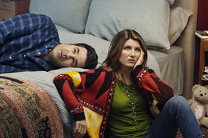 Rob Delaney and Sharon Horgan interview