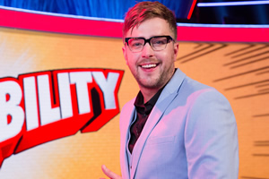 CelebAbility. Iain Stirling. Copyright: Potato.