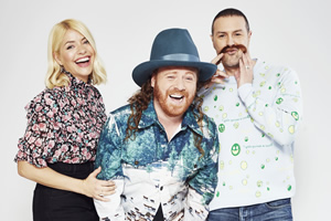 Celebrity Juice interviews