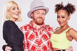 Mel B talks about joining Celeb Juice