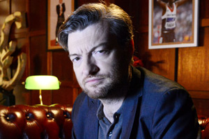 Charlie Brooker's Year Wipe. Charlie Brooker. Copyright: Zeppotron.