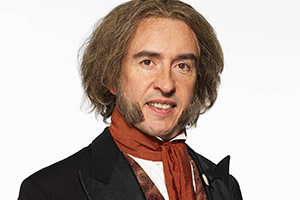Chekhov: Comedy Shorts. Nyukhin (Steve Coogan). Copyright: Baby Cow Productions.