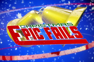 Christmas Epic Fails. Copyright: ITV Studios.