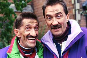 The Chuckle Brothers return