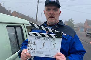 Helena Bonham Carter amongst cast joining Greg Davies in The Cleaner