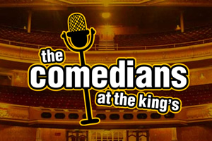The Comedians At The King's. Copyright: Dabster Productions.