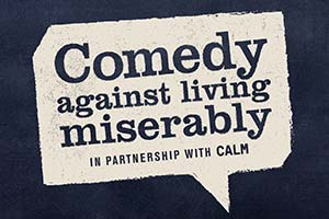 Dave to launch CALM stand-up showcase