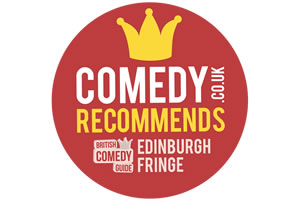 Comedy.co.uk Recommends.