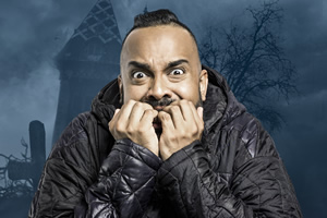 Guz Khan's Horror: Frightbusters. Bongs (Guz Khan). Copyright: Me & You Productions.