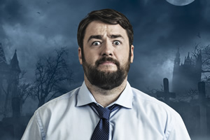 Jason Manford's Horror: That's The Spirit. Andy (Jason Manford).