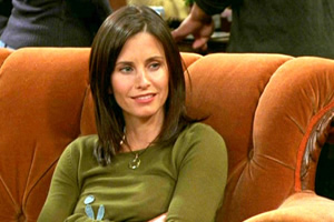 Courteney Cox. Copyright: Warner.