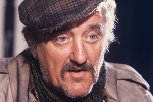 Cuffy. Cuffy (Bernard Cribbins). Copyright: Central Independent Television.