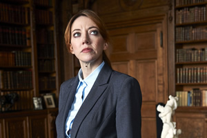 Cunk On.... Philomena Cunk (Diane Morgan). Copyright: House Of Tomorrow.