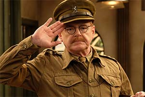 Dad's Army - The Lost Episodes. Captain Mainwaring (Kevin McNally).