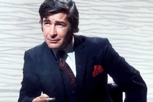 Dave Allen At Large. Dave Allen. Copyright: BBC.