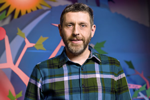 Dave Gorman quits his TV show