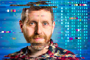 Dave Gorman: Modern Life Is Goodish. Dave Gorman. Copyright: Liberty Bell.
