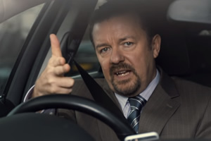David Brent: Life On The Road. David Brent (Ricky Gervais).