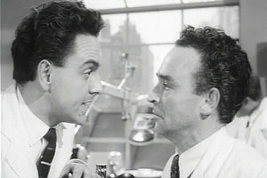 Dentist In The Chair. Image shows from L to R: David Cookson (Bob Monkhouse), Sam Field (Kenneth Connor).
