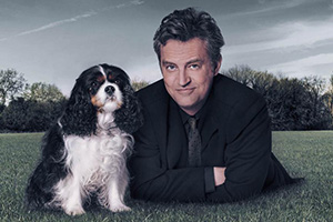 The Dog Thrower. The Charismatic Man (Matthew Perry). Copyright: Runaway Fridge.