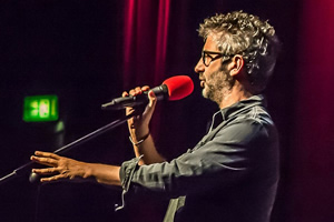 Don't Make Me Laugh. David Baddiel. Copyright: So Radio / Fierce Tears.