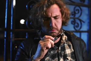 The Drunk. Drunk Man (Seann Walsh). Copyright: Waggon & Horses Productions.