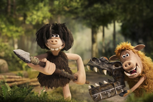 Maisie Williams joins Early Man