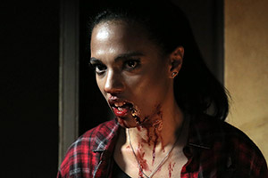 Eat Locals. Angel (Freema Agyeman).